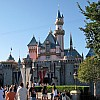 Sleeping Beauty Castle, Disneyland Park, Anaheim, California (2010)