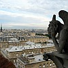 Paris, from the towers of Notre-Dame de Paris, France (2005)
