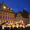The Christmas Markets, Place de la Cathédrale, Strasbourg, France (2006)