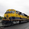 The Alaska Railroad, Anchorage, Alaska (2011)