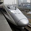 The Shanghai–Hangzhou bullet train, Hangzhou, China (2011)