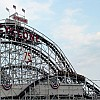 The 1927 Coney Island Cyclone, Brooklyn, New York (2002)