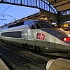 Quintessential high-speed rail travel: The TGV, Gare de l'Est, Paris, France (2006)